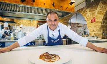 Aponiente del chef Ángel León. Electrolux Professional