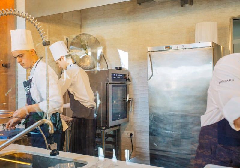 Restaurante Aponiente, horno multislim | Referencias by Electrolux Professional