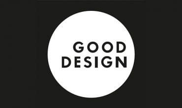 logo Good Design, premio Molteni Caractère