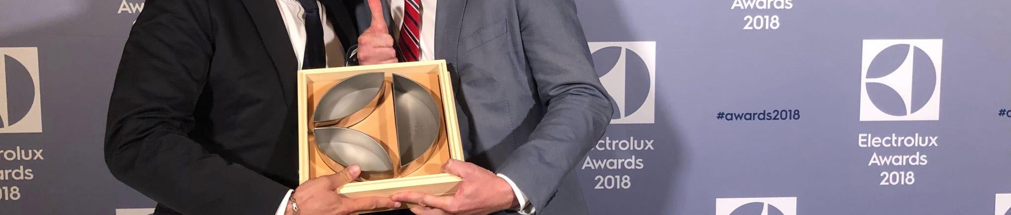 Noticias, premios y eventos Electrolux Professional