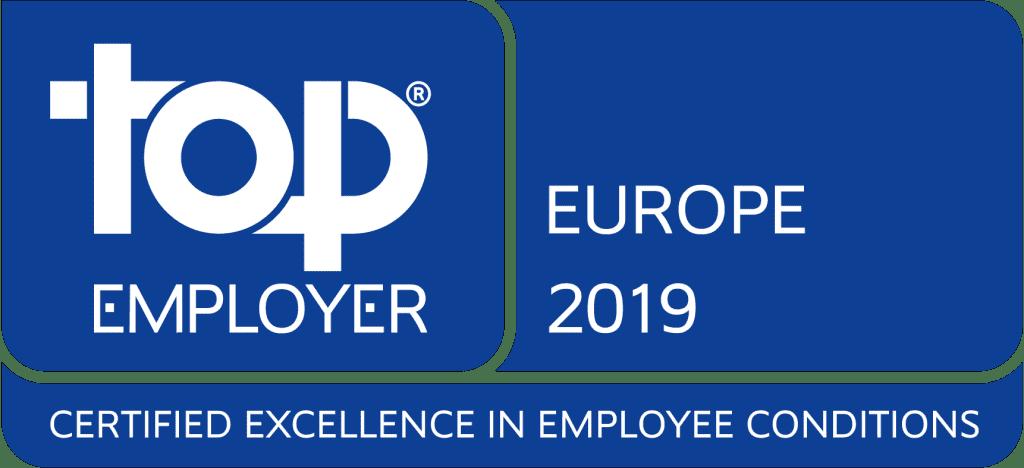 Top Employers Europa 2019