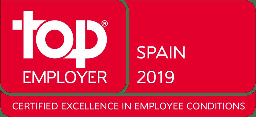 Top Employer España 2019