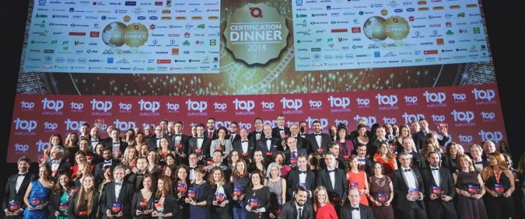 Premios Top Employers 2019