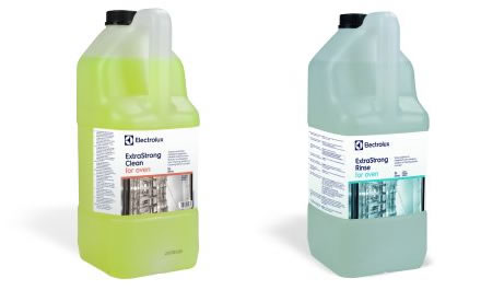 clean and rinse detergents