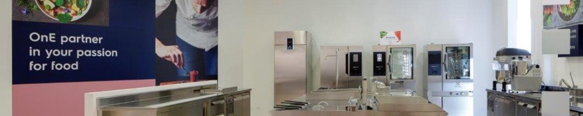 Electrolux Professional Ammattikeittiölaitteet ja pesulakoneet