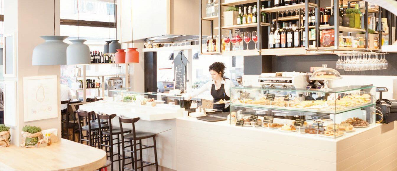bars and cafè