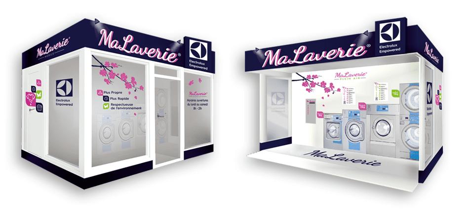 laverie libre service electrolux professional france. Black Bedroom Furniture Sets. Home Design Ideas