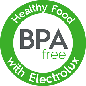 Healthy Food with Electrolux