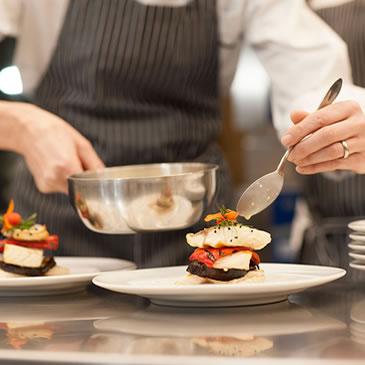 fine dining restaurants chef