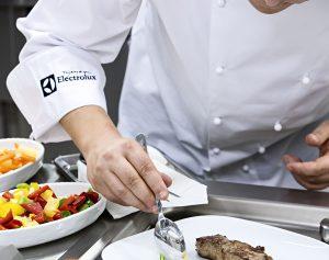 chef Electrolux Professional food preparation