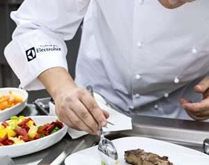 chef Electrolux Professional food preparation