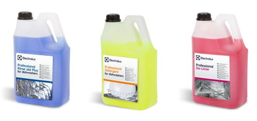 dishwasher rinse detergents