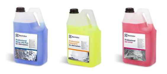 dishwasher rinse detergents