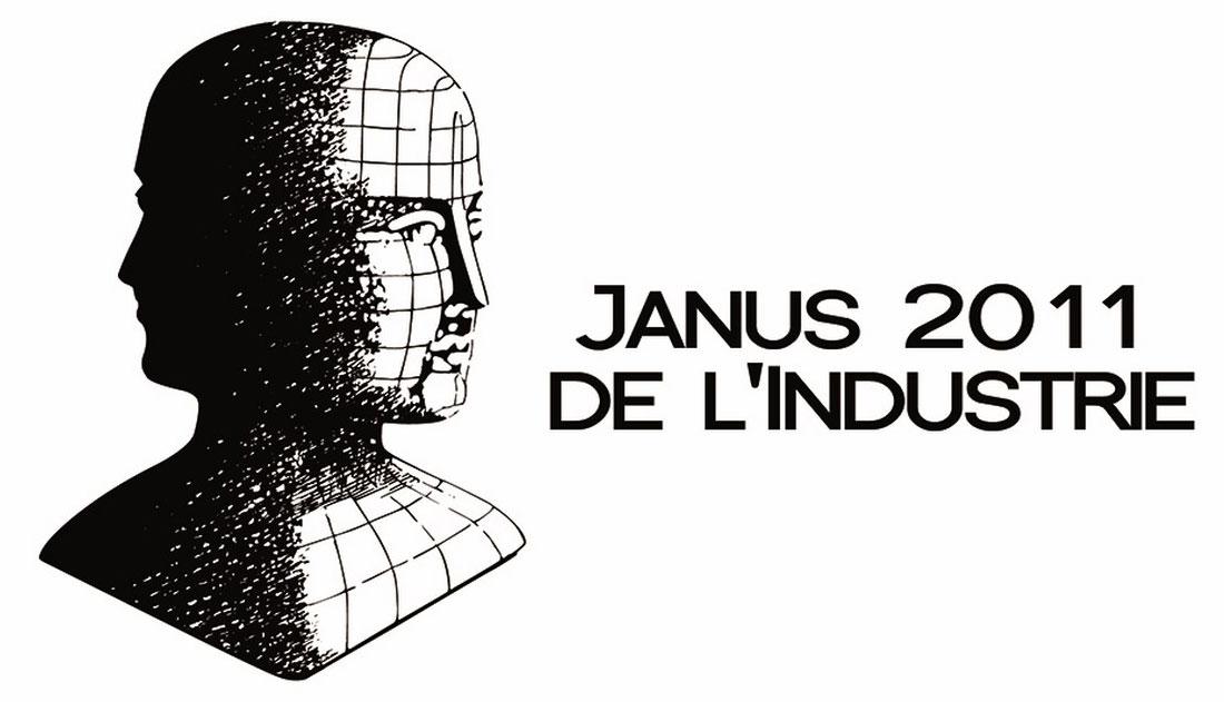 Janus de l'industrie 2011 logo