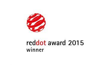 Reddot Award 2015 logo