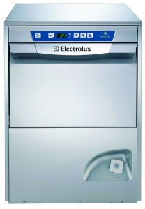 undercounter dishwasher express range