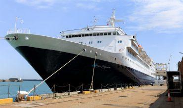 Saga Sapphire Cruise ship