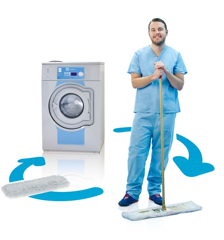 Mop Cleaning Cycle