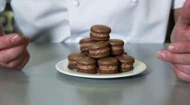 Chocolate Macaroons, Mark Tilling