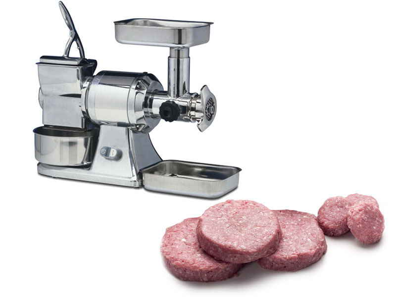 Meat mincer equipment