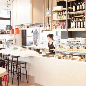 Bars & Cafe