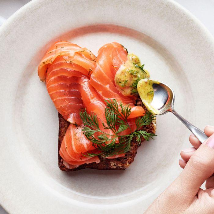 Food Preperation Salmon