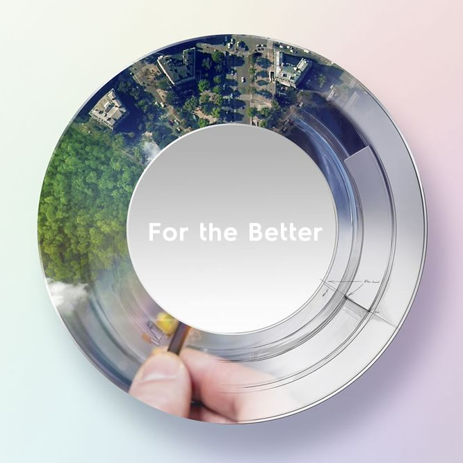 For the Better sustainability campaign