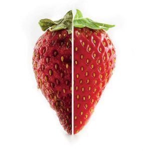Strawberry food preservation