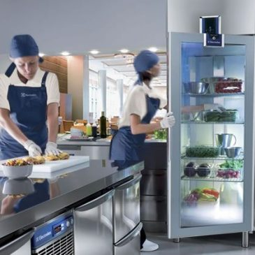 Refrigeration in the kitchen