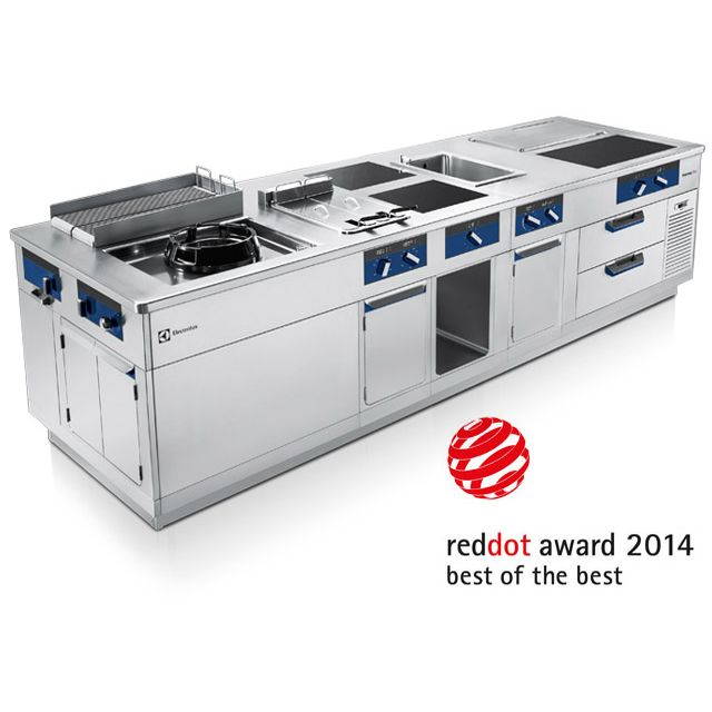 Thermaline cooking ranges