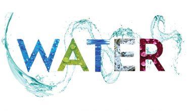 lagoon water image logo banner
