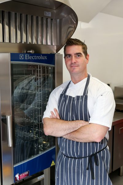 Electrolux case study photography at Cardigan Castle, Wales. Picture by Shaun Fellows / www.shinepix.co.uk