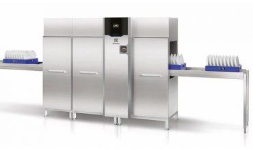 green&clean rack type dishwasher - modular