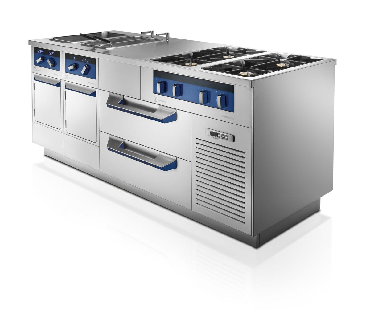 thermaline cooking range 80 90