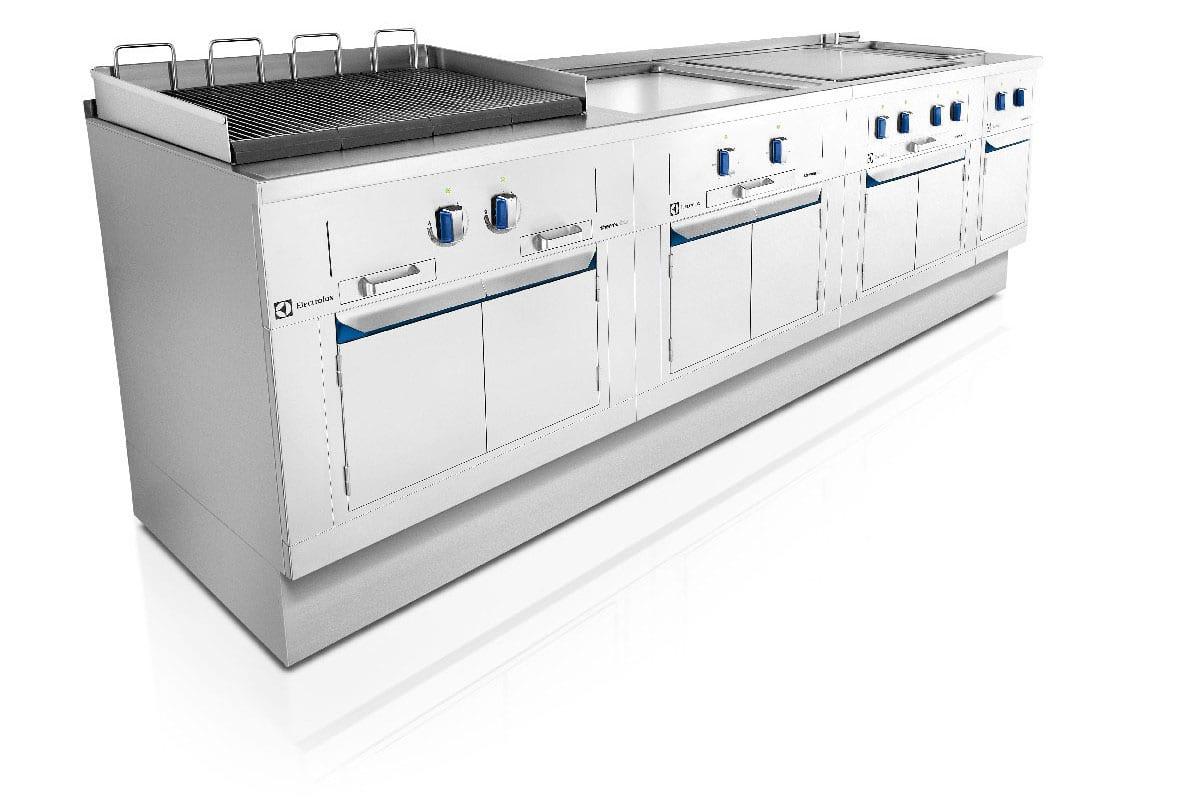 thermaline cooking range 85