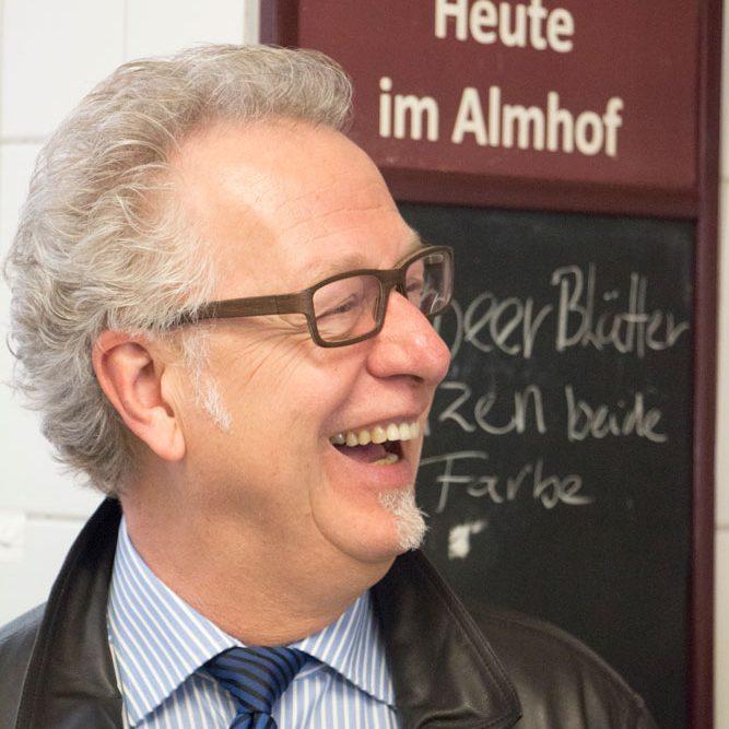 Almhof Hotel Manager Mr. Alois Kröll