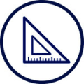 compact and design icon
