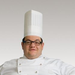 Chef Stefano Sangion