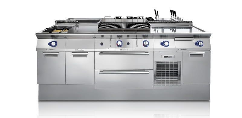 900xp modular cooking range