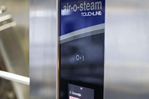 forno air-o-steam Electrolux Professional