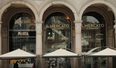 Il Mercato del Duomo, Autogrill, Milano