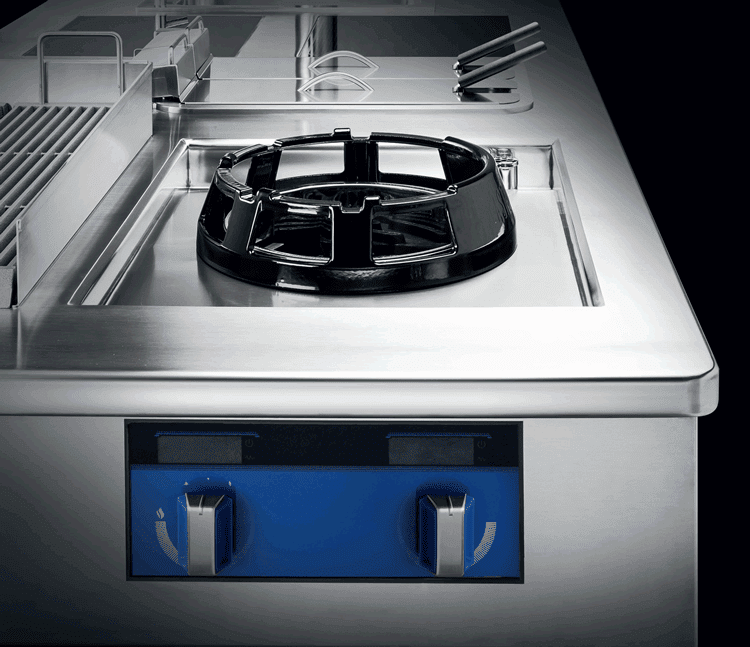 thermaline m2m cooking range