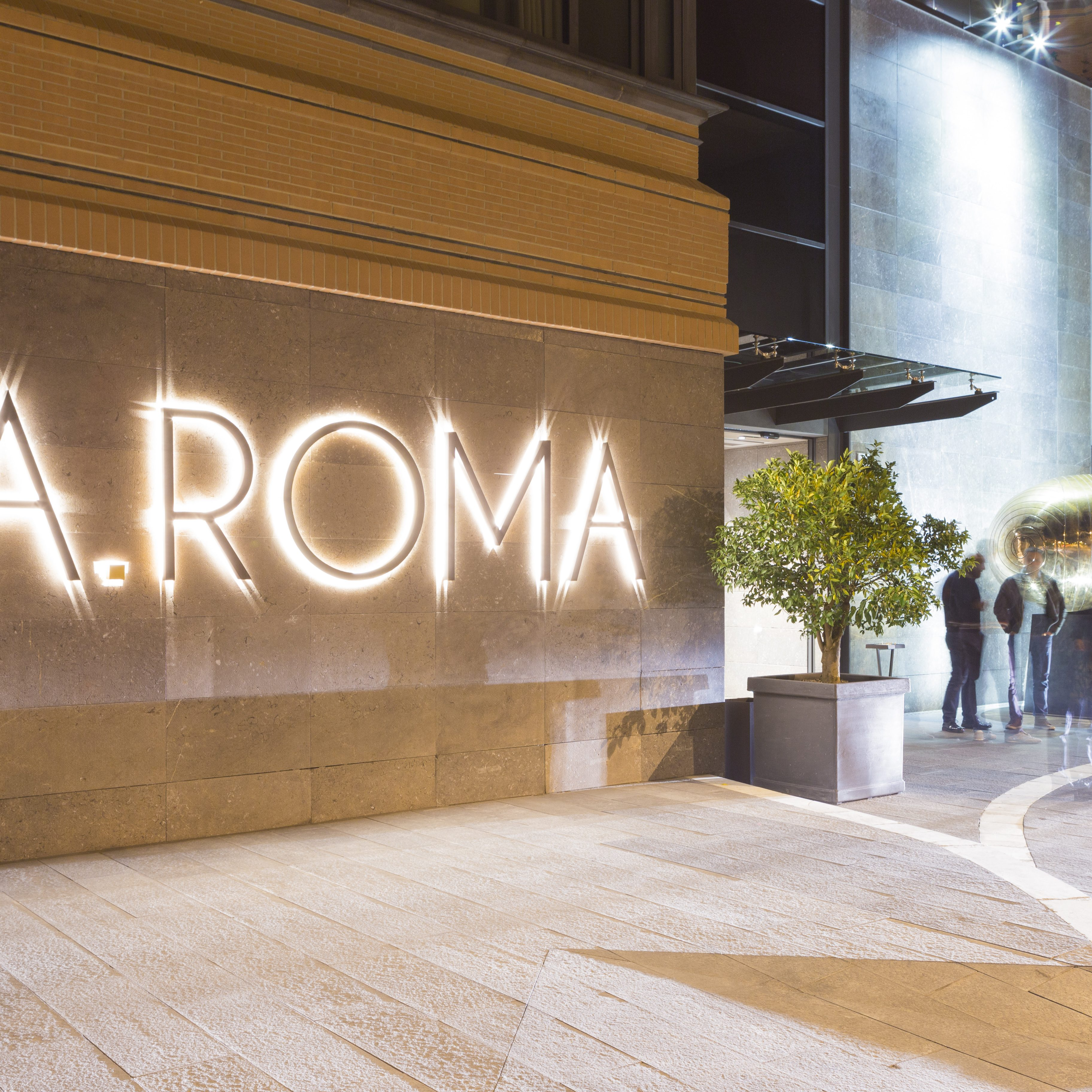 A.Roma Lifestyle Hotel