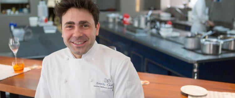 Daniel Restaurant, chef Daniel Canzian
