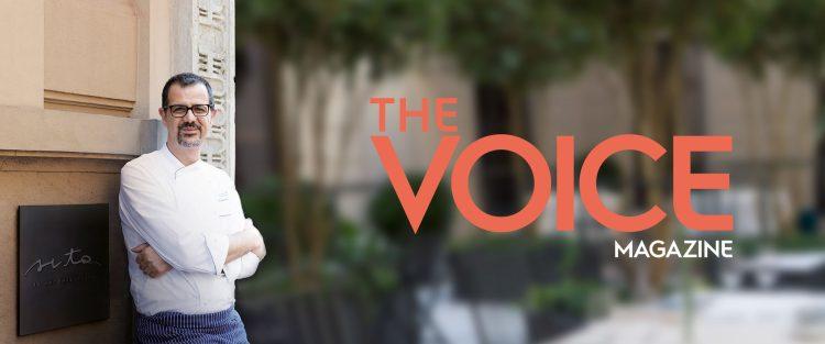 The Voice Magazine, raccolta di referenze Electrolux