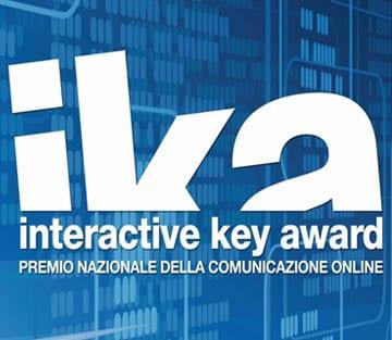18° Interactive Key Award