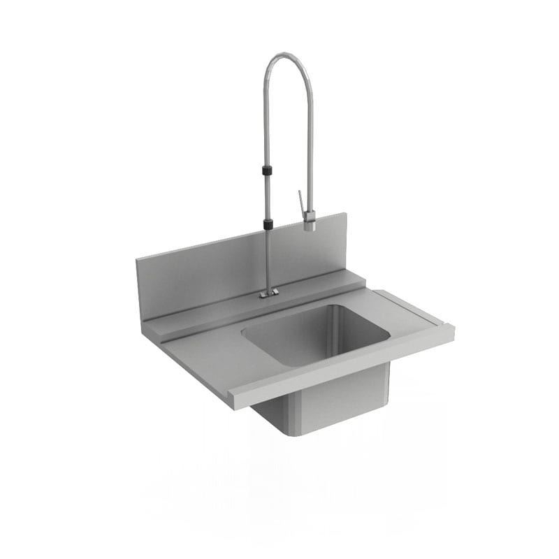 prewash-infill-table