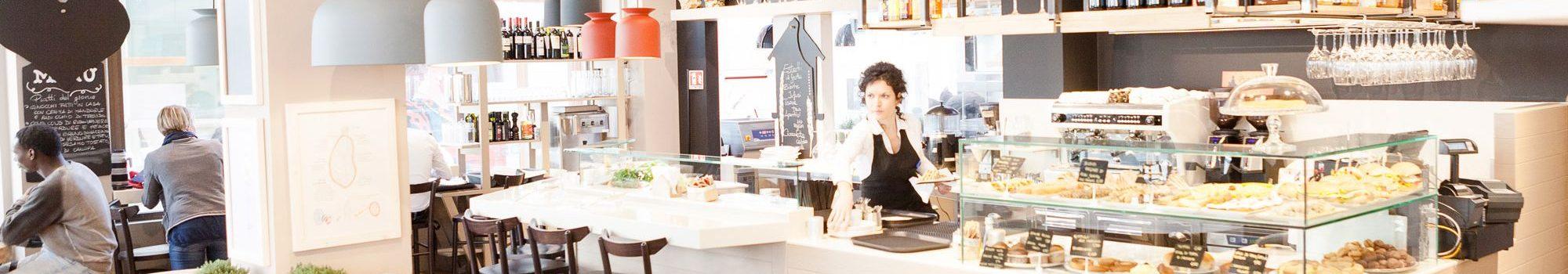 Bar e caffetterie con Electrolux Professional