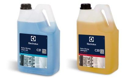 detergente per forni Electrolux Professional