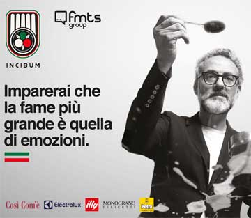 A lezione con Massimo Bottura invito